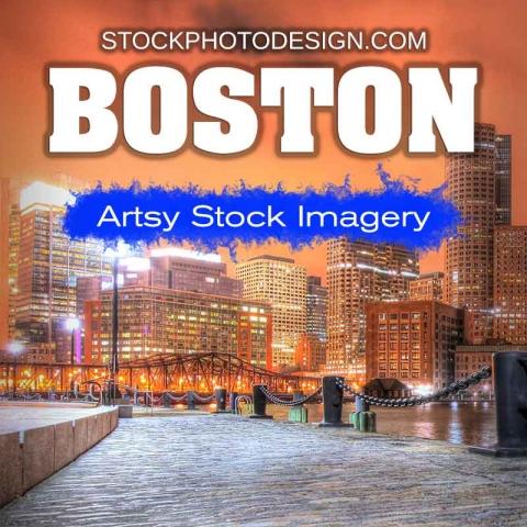 Boston City Images