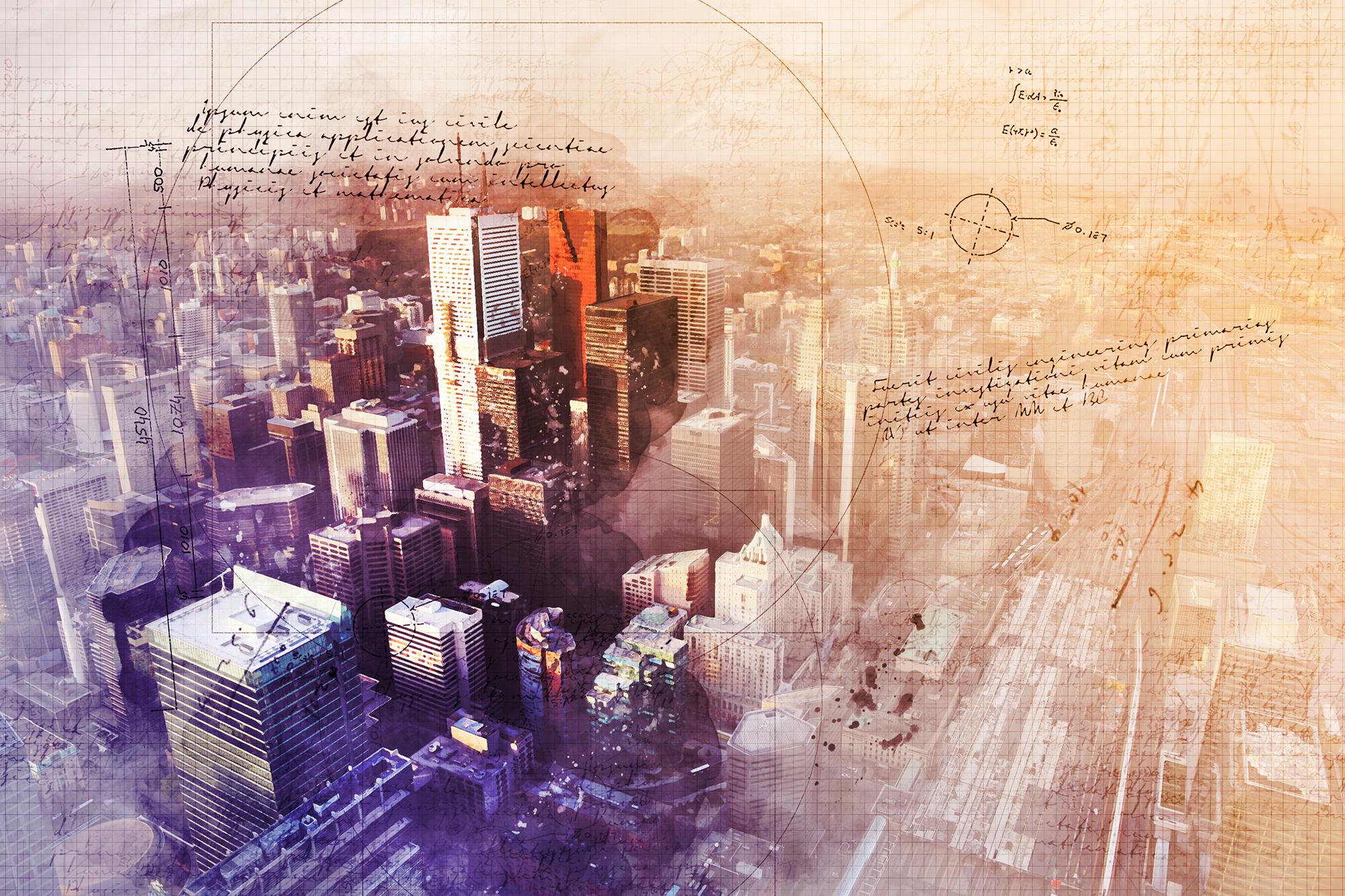 Concept Photo de Projet d urbanisme