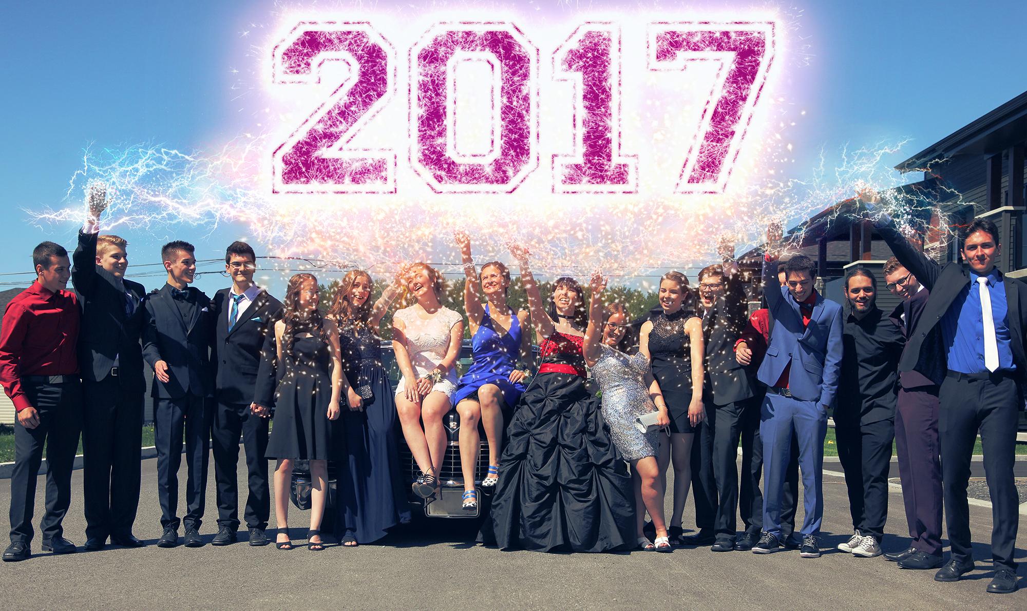Groupe de finissants 2017