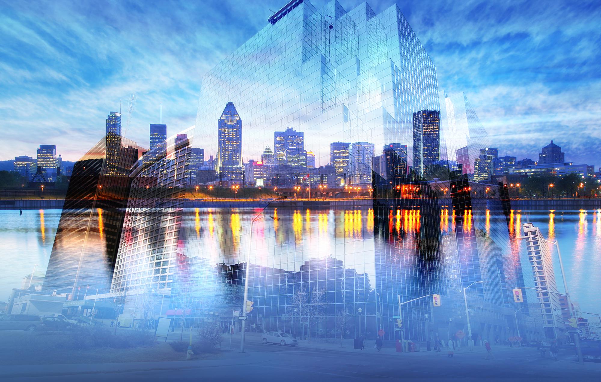 Montage Photo de Concept d urbanisme