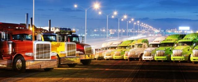Montage Photo de Concept de Transport 2
