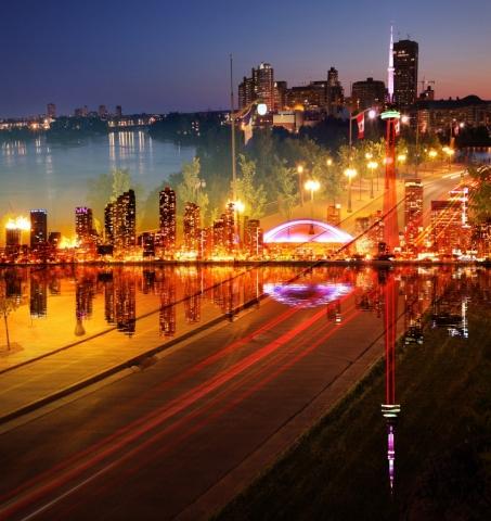 Toronto Urban Photo Montage 03
