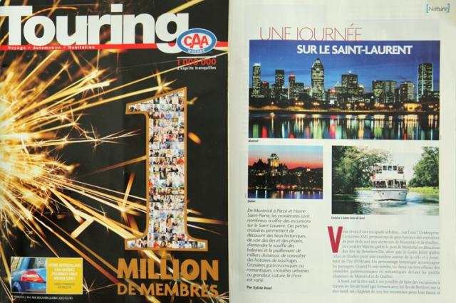 Images magazine CAA